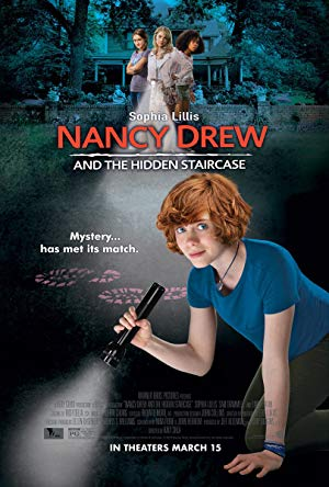 Nancy Drew y la escalera escondida